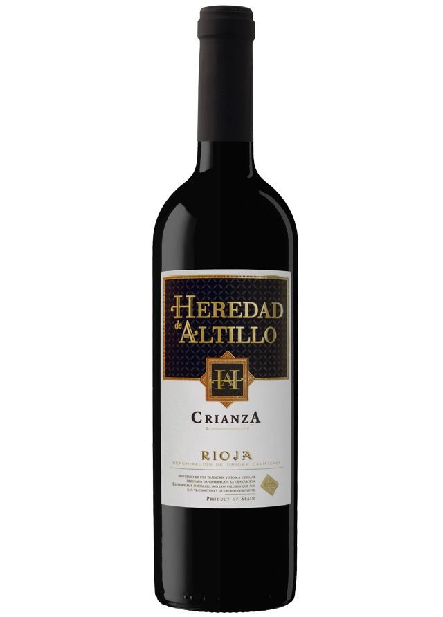 Heredad de Altillo Crianza