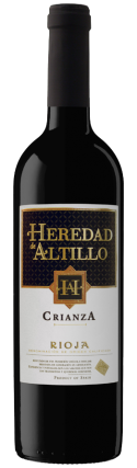 heredad altillo crianza