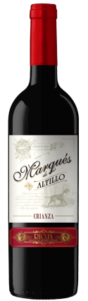 marques de altillo crianza